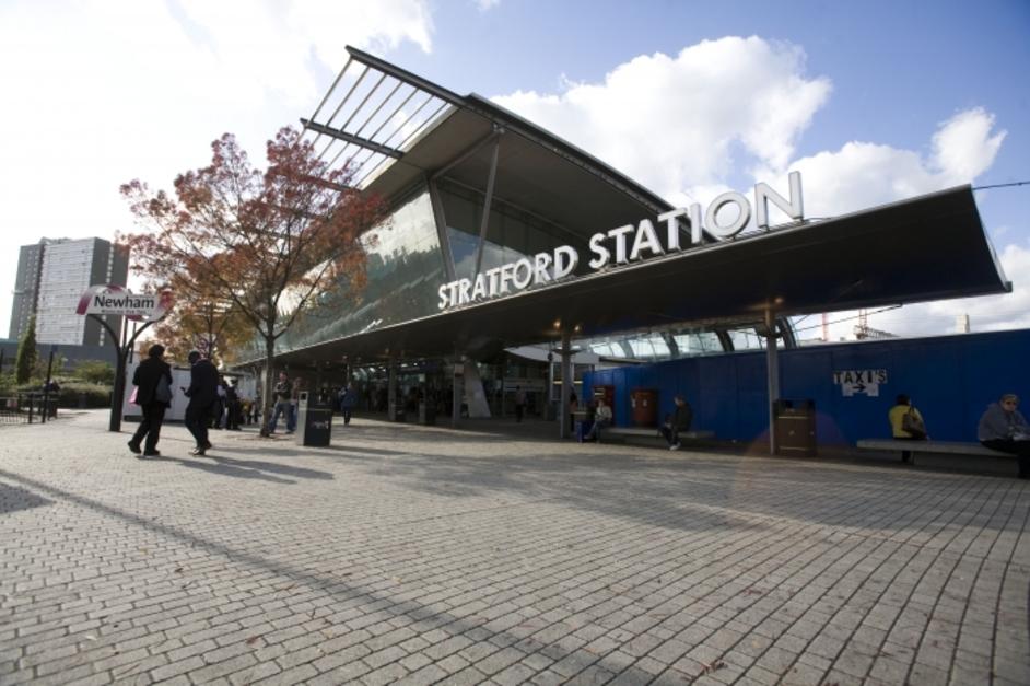 Strtford Station
