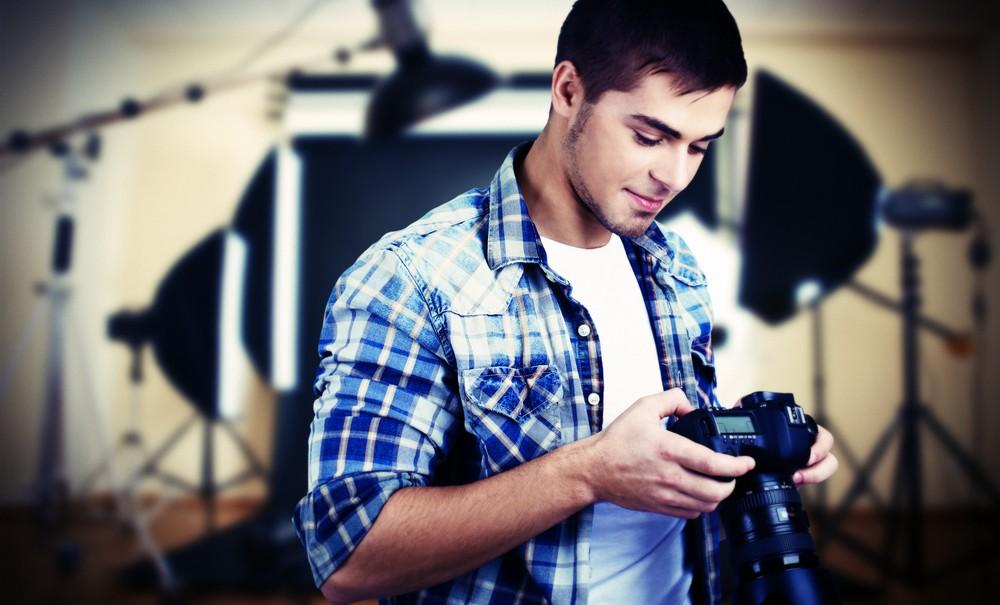 Assistente fotografo a Londra