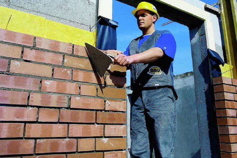 come fare il muratore a londra