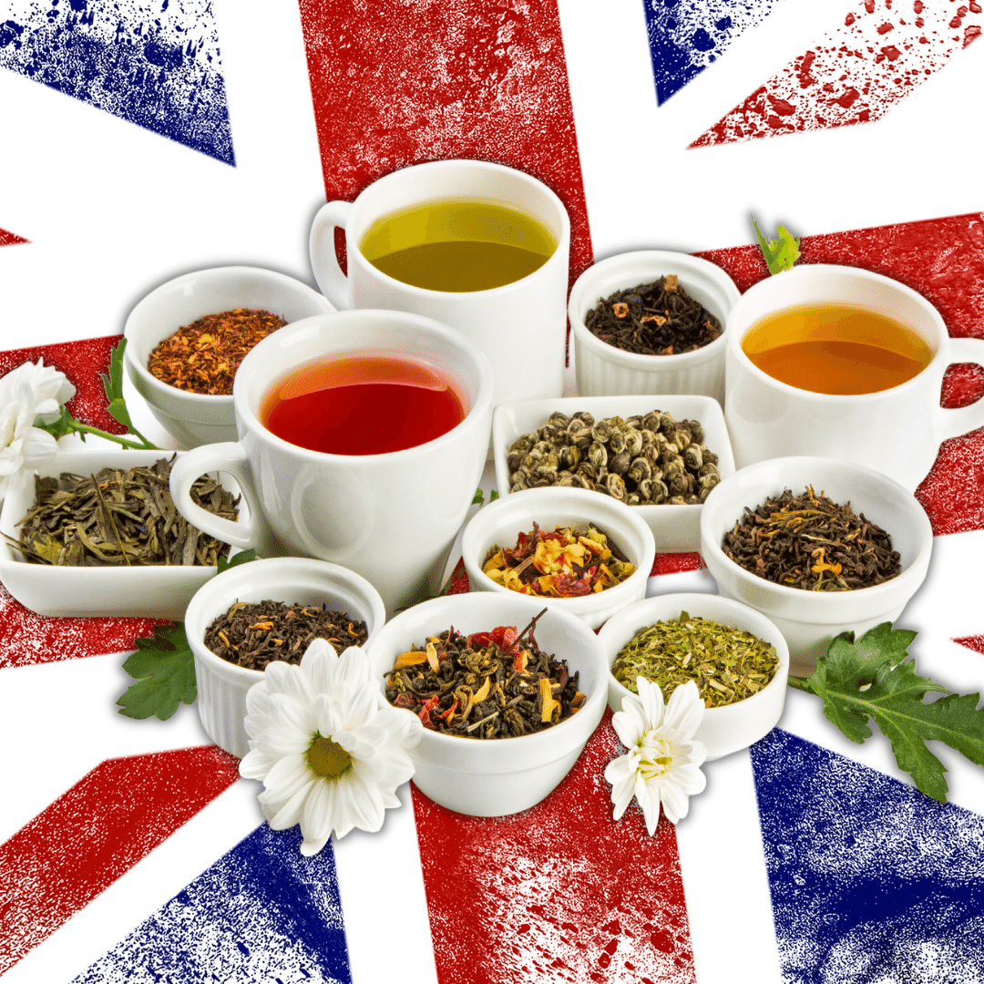 Cosa comprare a Londra? English Breakfas Tea