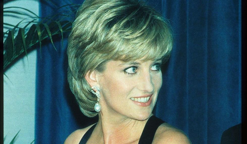 Exposició a Lady Diana.
