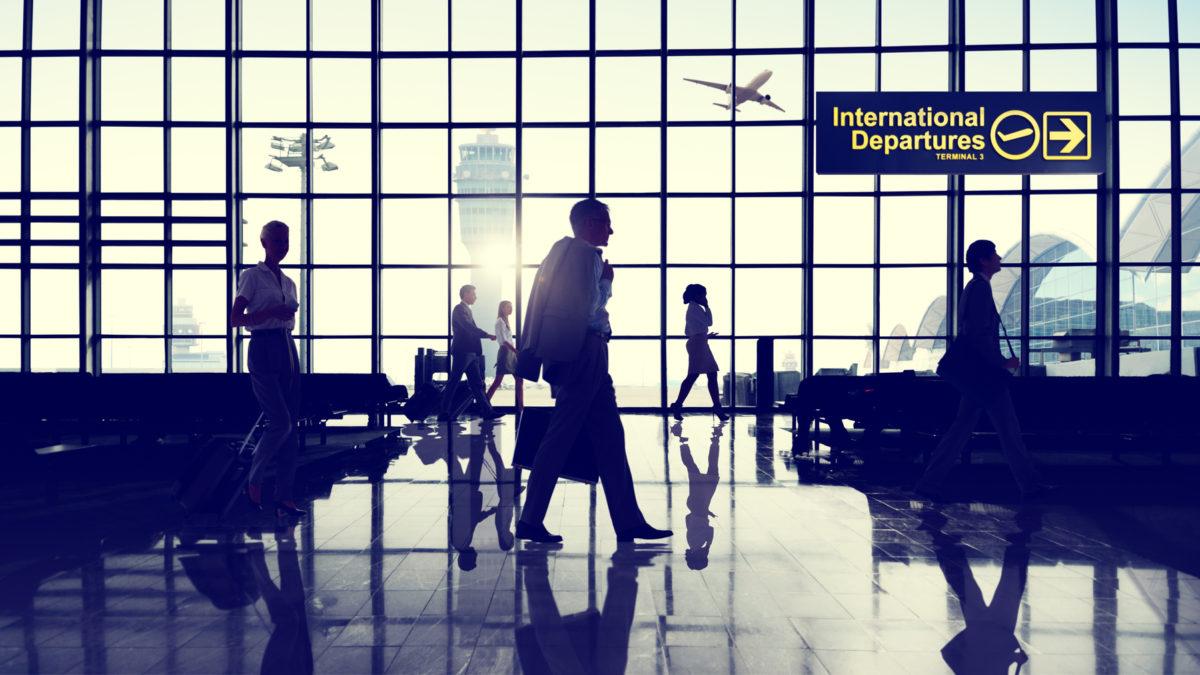 Aeroporto vicino Londra