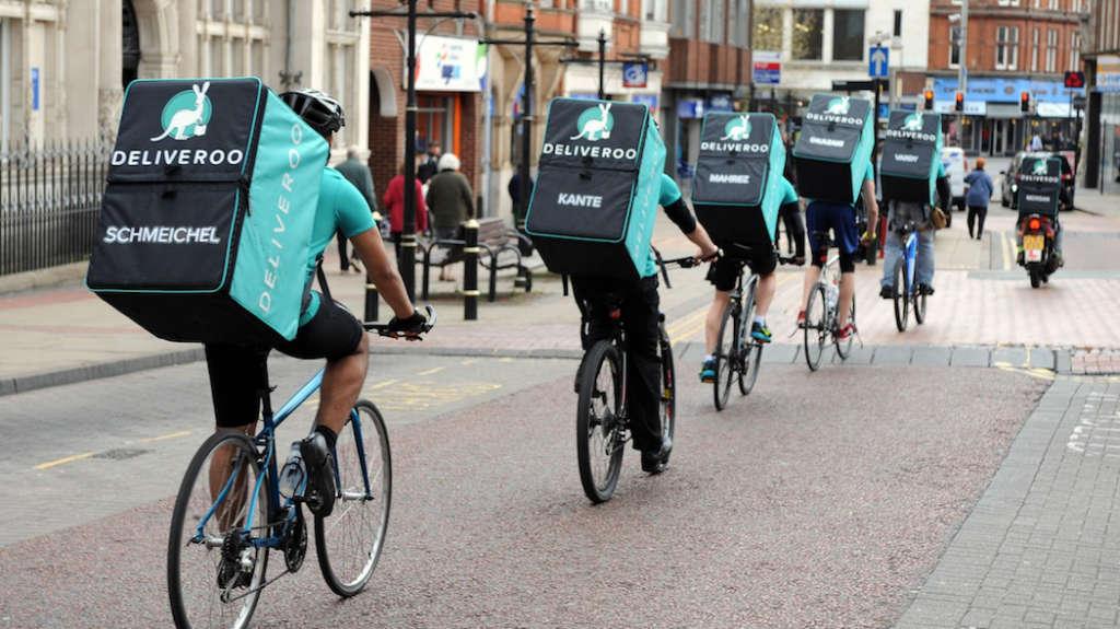 Come lavorare per Deliveroo a Londra?