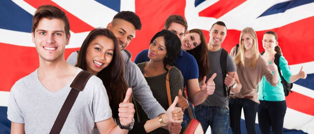 Study English in London