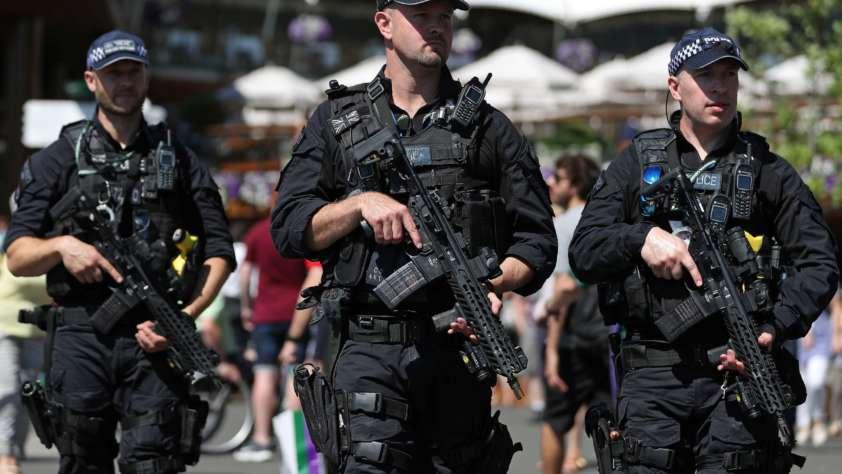 Come diventare poliziotto nel Regno Unito
