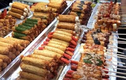 I migliori street food di Londra