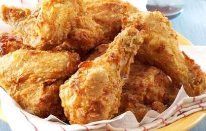 أفضل الدجاج المقلي في لندن