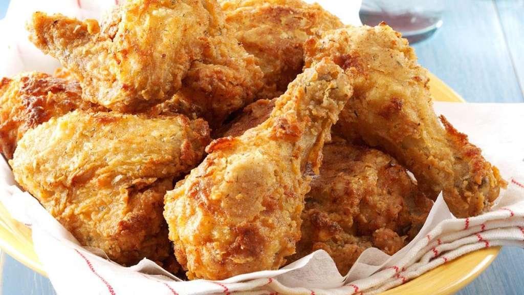 migliore pollo fritto di Londra