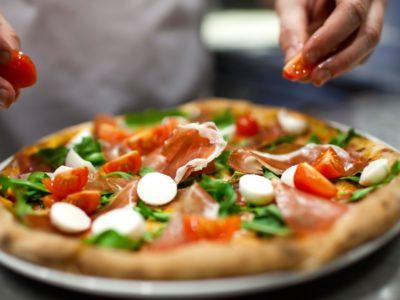 Pizzaiolo a Londra